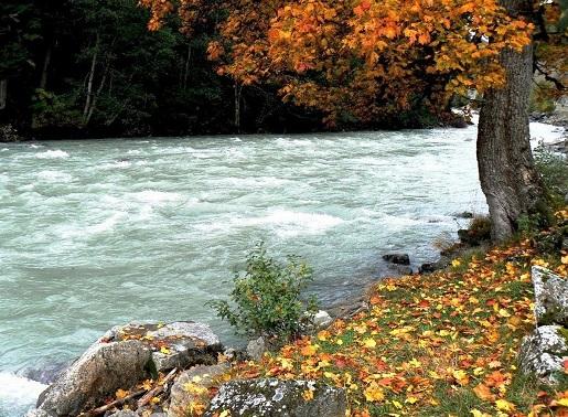 Фото Архыза –  осенью он прекрасен!