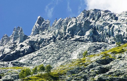 Архыз Софийский ледник в разное время и с разных точек выглдит по-разному