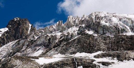 Архыз Софийский ледник   .
