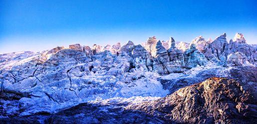 Архыз Софийский ледник