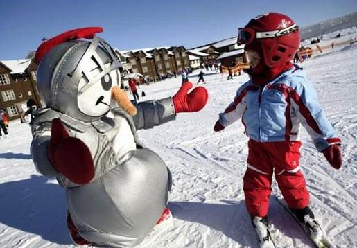 Новый год 2016 пройдет в Архызе весело